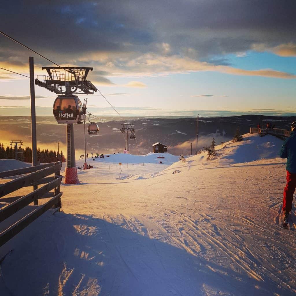 Velkommen til Sørlia Hytteforening - På toppen av Hafjell